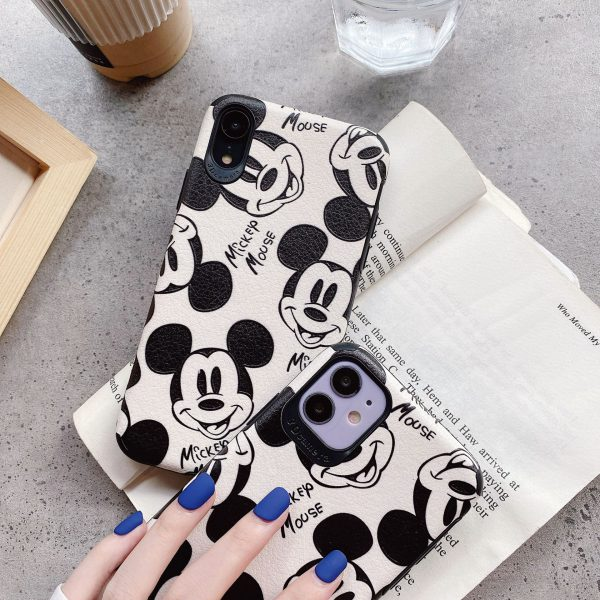 Mickey Mouse iPhone X Case - FinishifyStore
