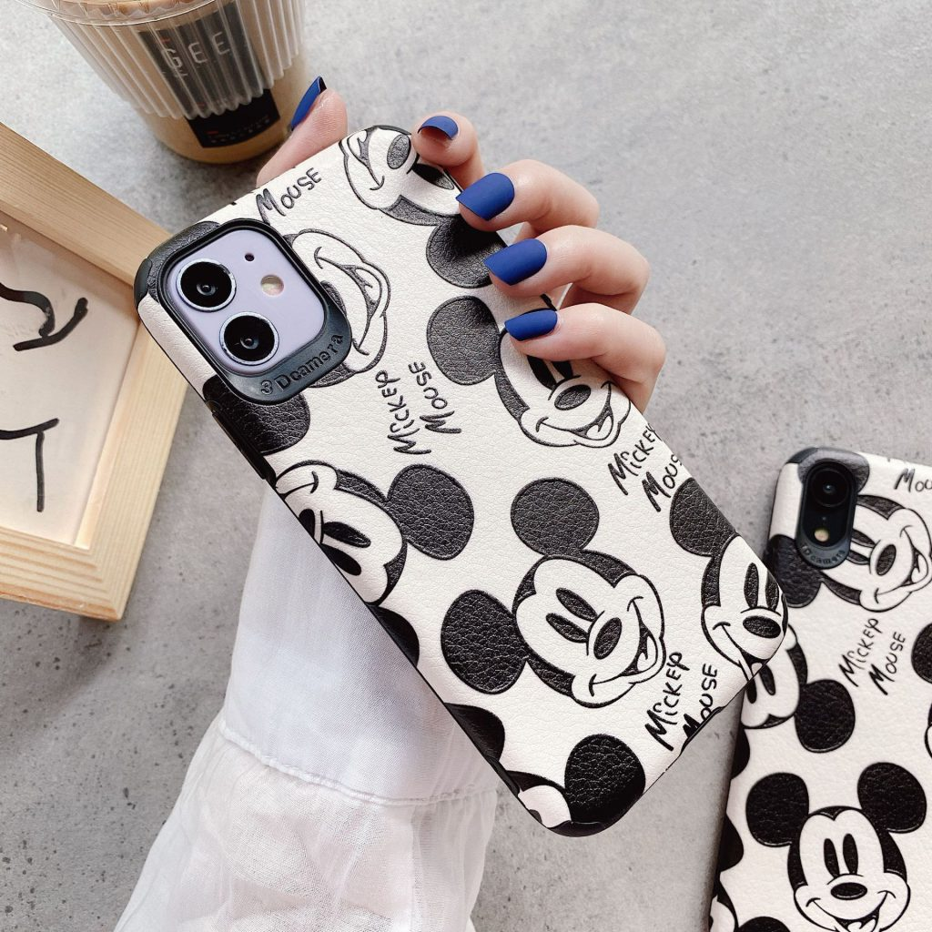 Mickey Mouse iPhone 12 Case - FinishifyStore