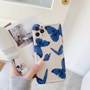 Butterfly Design iPhone Case - FinishifyStore