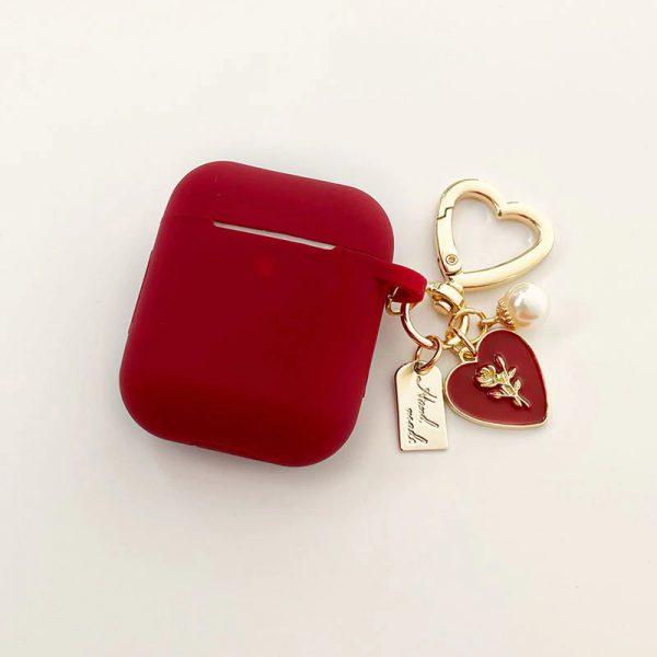 Red AirPod Case - FinishifyStore