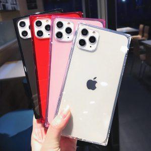 Neon Square iPhone Case - FinishifyStore