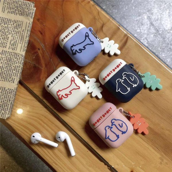 Animals Design AirPods Case