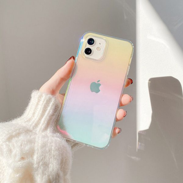 Holographic iPhone 12 Case - finishifystore