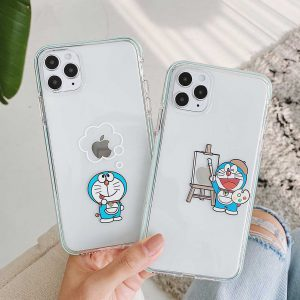 Doraemon iPhone Case - Finishifystore