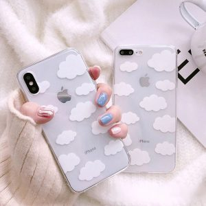 Clouds iPhone Cases - Finishifystore