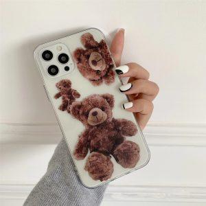 Plush Bear iPhone Case - FinishifyStore