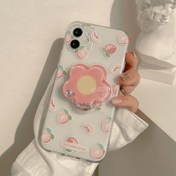 Peach iPhone Cases - FinishifyStore
