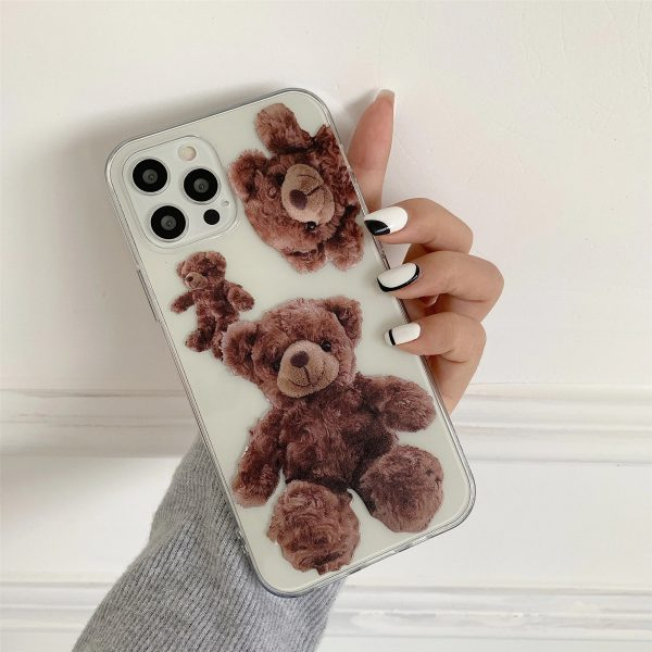 Teddy Bear iPhone Case - FinishifyStore