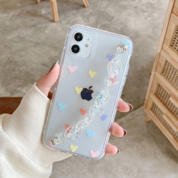 heart iphone 11 case - finishifystore