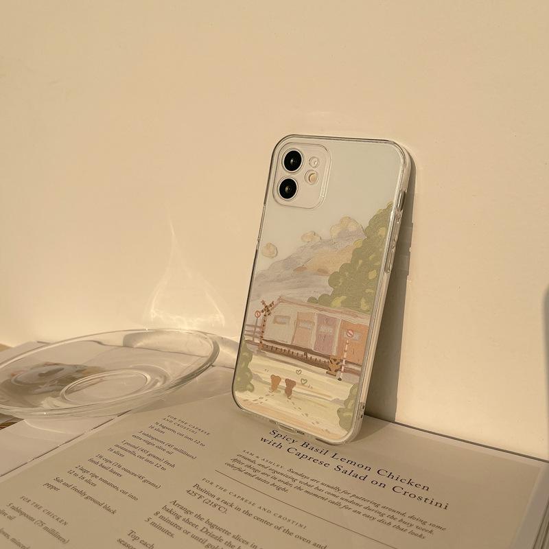 landscape iPhone 11 case - finishifystore