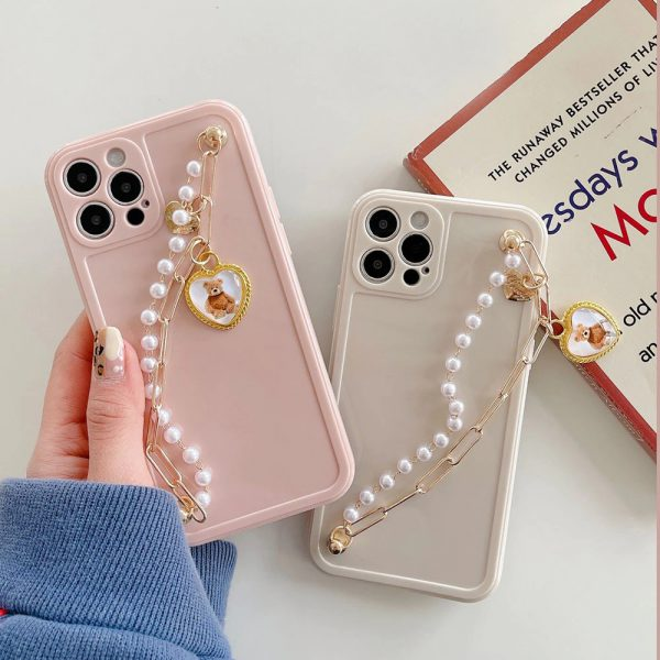 iPhone Case With Chain