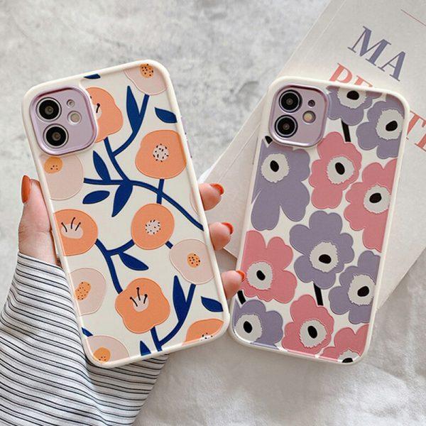 Flower iPhone 11 Case - FinishifyStore