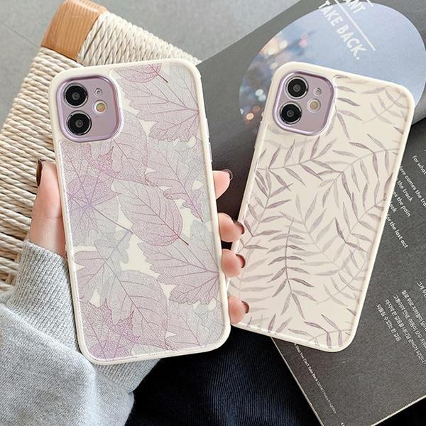 Leaves iPhone Case - Finishifystore