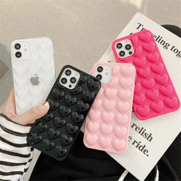 Hearts iPhone Cases - FinishifyStore