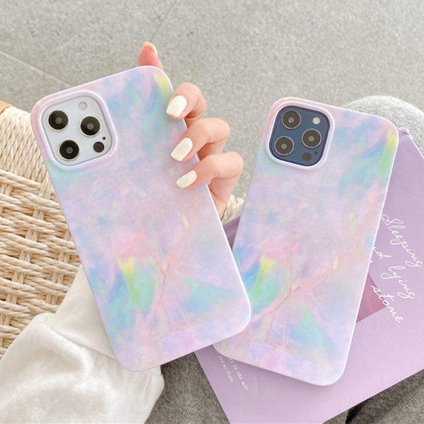 marble phone case - finishifystore
