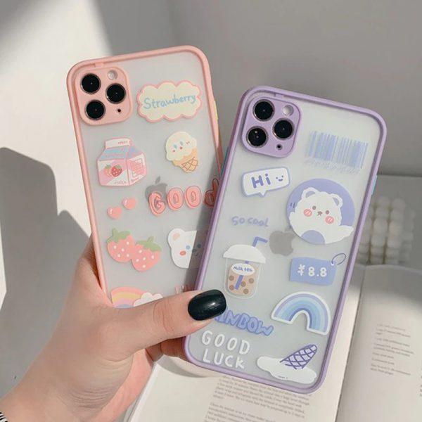 Pink iPhone Case - FinishifyStore