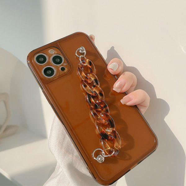 Amber Chain Case - FinishifyStore