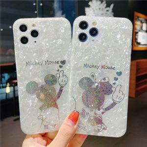opal mickey mouse iPhone cases - finishifystore