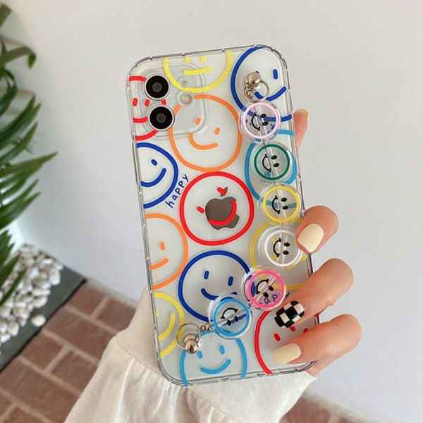 Smiley Face iPhone Case - FinishifyStore