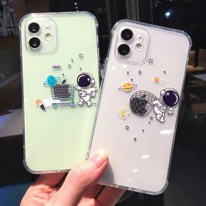 astronaut iphone case - finishifystore