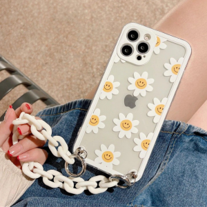 Daisies Chain iPhone 13 Pro Max Case