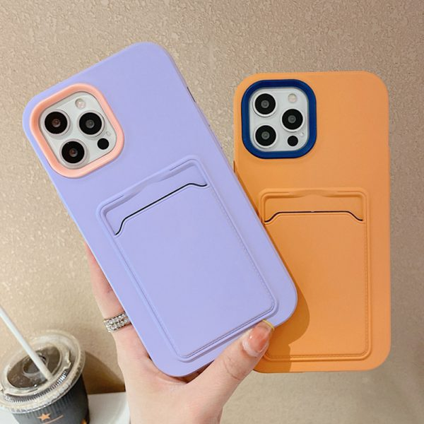 Shockproof Card Holder Case - FinishifyStore